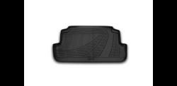 Коврик багажника Novline LADA 4x4, 2009-, внедорожник, 3D, 1 шт. (полиуретан) E100250E1