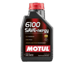 Моторное масло Motul 6100 Save-Nergy 5W-30 (1 л.) 107952