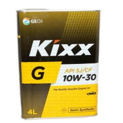 Моторное масло Kixx G 10W-30 (4 л.) L545344TE1