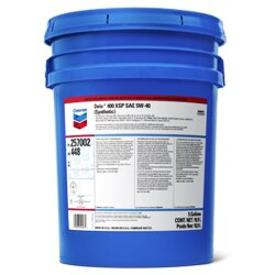 Моторное масло Chevron Delo 400 XSP Synthetic 5W-40 (18,9 л.) 023968374563