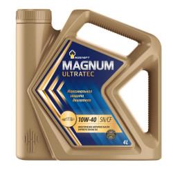 Моторное масло Rosneft Magnum Ultratec 10W-40 (4 л.) 40814942
