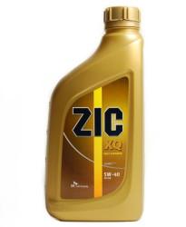 Моторное масло ZIC XQ 5W-40 (1 л.) 137006
