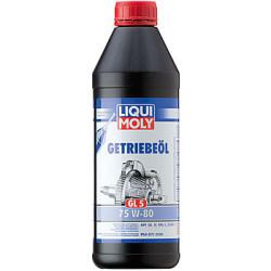 Трансмиссионное масло Liqui Moly Getriebeoil 75W-80 GL-5 (1 л.) 7619