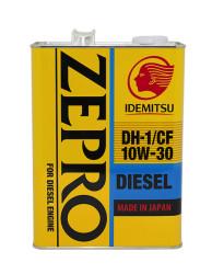 Моторное масло Idemitsu Zepro Diesel 10W-30 (4 л.) 2862-004