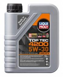 Моторное масло Liqui Moly Top Tec 4200 5W-30 (1 л.) 7660
