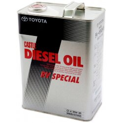 Моторное масло Toyota (Castle) Diesel Oil RV Special CF-4 10W-30 (4 л.) 08883-01905