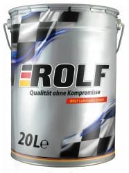 Моторное масло Rolf GT 5W-40 SN/CF (20 л.) 322456