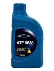 Трансмиссионное масло Hyundai (Kia) ATF 9638 (1 л.) 04500-00180