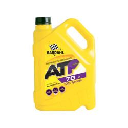 Трансмиссионное масло Bardahl ATF 7G + (5 л.) 35993