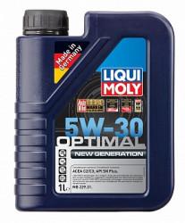 Моторное масло Liqui Moly Optimal New Generation 5W-30 (1 л.) 39030