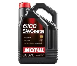 Моторное масло Motul 6100 Save-Nergy 5W-30 (4 л.) 109378