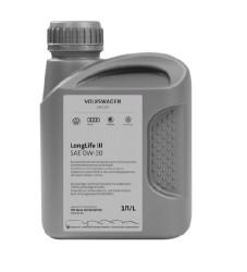 Моторное масло Volkswagen (VAG) LongLife III 0W-30 (1 л.) GR52195M2