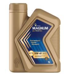 Моторное масло Rosneft Magnum Ultratec 10W-40 (1 л.) 40814932
