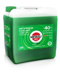 Охлаждающая жидкость Mitasu Green LLC (18 л.) MJ64218