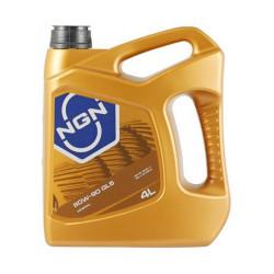 Трансмиссионное масло NGN 80W-90 GL5 (4 л.) V172085542