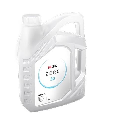 Моторное масло Zic Zero 0W-30 (4 л.) 162676