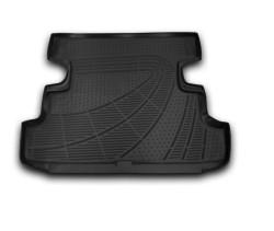 Коврик багажника Novline Lada 4x4 09- внедорожник (полиуретан) 5D E200250E1