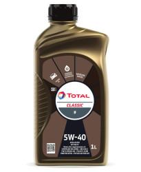 Моторное масло Total Classic 9 5W-40 (1 л.) 213730