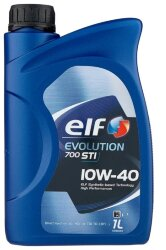 Моторное масло Elf Evolution 700 STI 10W-40 (1 л.) RO203696