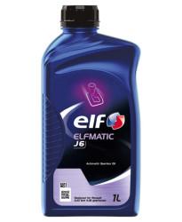 Трансмиссионное масло Elf Elfmatic J6 (1 л.) 213872