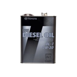 Моторное масло Toyota (Castle) Diesel Oil DL-1 0W-30 (4 л.) 08883-02905