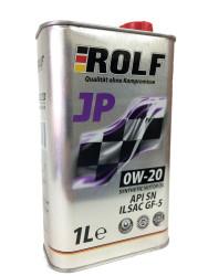 Моторное масло Rolf JP 0W-20 (1 л.) 322275