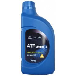 Трансмиссионное масло Hyundai (Kia) ATF Matic-J (1 л.) 04500-00140