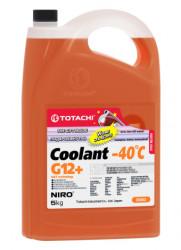 Охлаждающая жидкость Totachi Niro Coolant G12+ -40C (5 л.) 47305