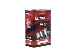 Моторное масло Chempioil Ultra XTT 5W-40 (4 л.) 9701