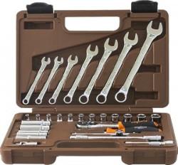 Набор инструмента Ombra 1/4DR, 30 предметов OMT30S