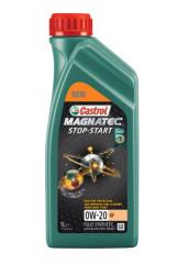 Моторное масло Castrol Magnatec Stop-Start Dualock 0W-20 GF (1 л.) 15CBB6