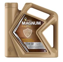 Моторное масло Rosneft Magnum Maxtec 5W-30 (4 л.) 40814842