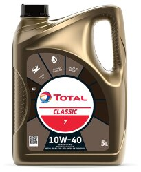 Моторное масло Total Classic 7 10W-40 (5 л.) 213691