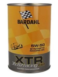 Моторное масло Bardahl XTR C60 Racing 39.67 5W-50 (1 л.) 306039