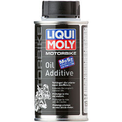 Liqui Moly Motorbike Oil Additiv Антифрикционная присадка в масло для мотоциклов (0,125 л.) 1580