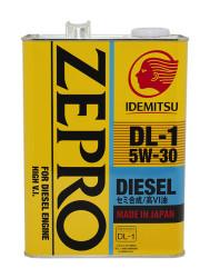 Моторное масло Idemitsu Zepro Diesel 5W-30 (4 л.) 2156-004