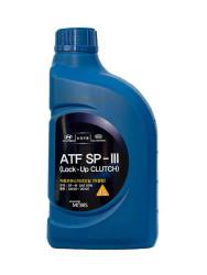 Трансмиссионное масло Hyundai (Kia) ATF SP-III (1 л.) 04500-00100