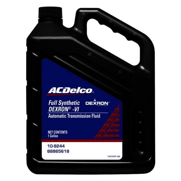 Трансмиссионное масло ACDelco Dexron-VI ATF (4 л.) 109244