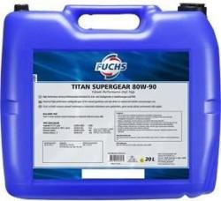 Трансмиссионное масло Fuchs Titan Supergear 80W-90 (20 л.) 1652900003