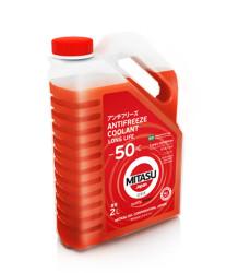 Охлаждающая жидкость Mitasu Red LLC (2 л.) MJ6512