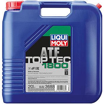 Трансмиссионное масло Liqui Moly Top Tec ATF 1800 (20 л.) 3688