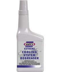 Wynns Extreme Cooling System Degreaser Для удаления масла и шлама в системах охлаждения (0,33 л.) W25544