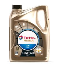 Моторное масло Total Rubia Tir 8900 10W-40 (5 л.) 213694