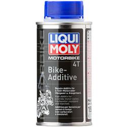 Liqui Moly Motorbike 4T-Bike-Additiv Присадка для очистки топливной системы 4-тактных двигателей (0,125 л.) 1581