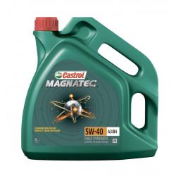 Моторное масло Castrol Magnatec 5W-40 A3/B4 (4 л.) 156E9E