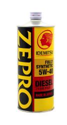 Моторное масло Idemitsu Zepro Diesel 5W-40 (1 л.) 2863-001