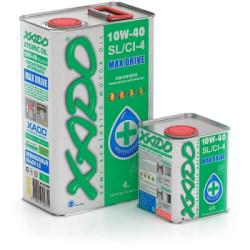 Моторное масло XADO Atomic Oil 10W-40 SL/CI-4 (1 л.) XA 21109-XA 20109