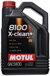 Моторное масло Motul 8100 X-Clean + 5W-30 (5 л.) 106377