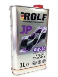 Моторное масло Rolf JP 0W-30 (1 л.) 322370