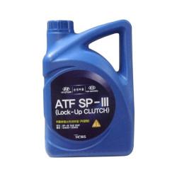 Трансмиссионное масло Hyundai (Kia) ATF SP-III (4 л.) 04500-00400
